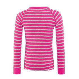 Odlo Active Originals Warm - Set de sous-vêtements Enfant - gris/rose